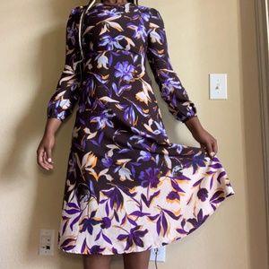 ASOS Two-Tone Midi Dress
